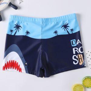 Chlapecké koupací kraťasy Shark