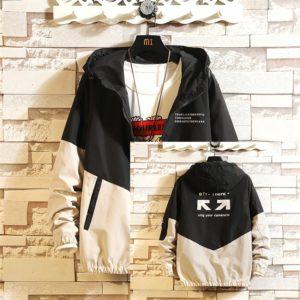 Pánská módní bunda s kapucí Braxton