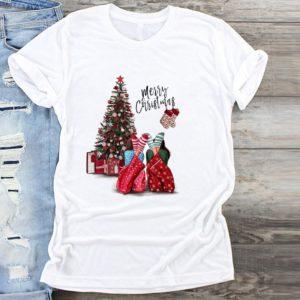 Stylové vánoční tričko Sherry