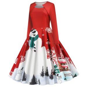 Dámské luxusní vánoční šaty Jess