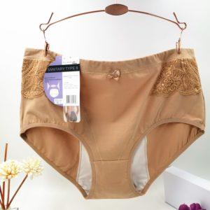 Dámské módní menstruační kalhotky Hally - 3ks