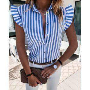 Dámská pruhovaná košile Celeste