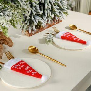 Vánoční dekorace na jídelní stůl Alice