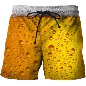 Pánské stylové letní kraťasy Beer
