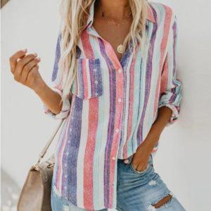 Dámská volnočasová košile Nina