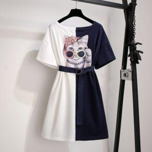 Dámské designové letní šaty Viola