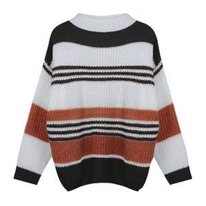 Dámský stylový podzimní svetr Klaudia