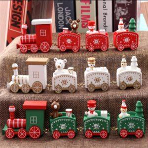 Vánoční dekorační vláčky Watt