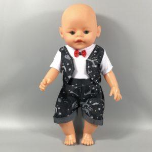 Obleček na panenku Baby