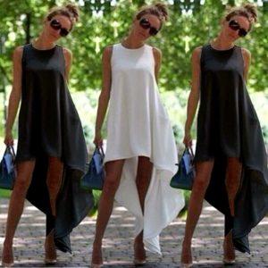 Dámské luxusní dlouhé Boho šaty