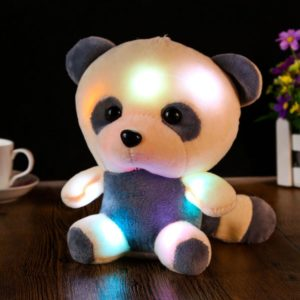 Plyšová svítící panda Darci