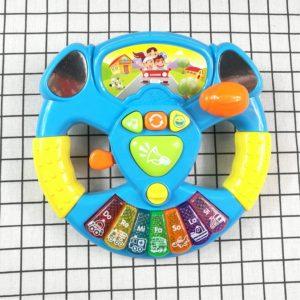 Dětský volant na hraní se zvuky Ayers