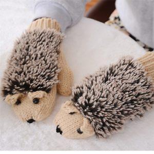 Dámské roztomilé zimní rukaviceBriana