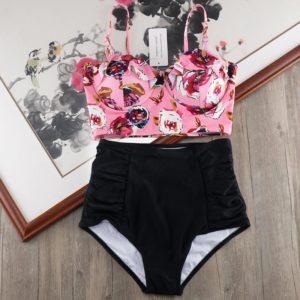 Dámské módní dvoudílné plavky Molina - kolekce 2020