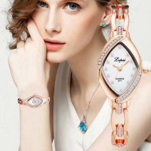 Dámské luxusní analogové hodinky Monica