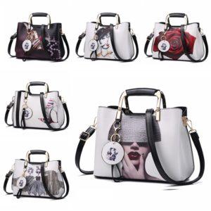 Dámská luxusní kabelka Alyson