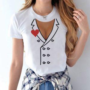 Dámské legrační tričko Sariah