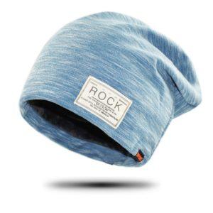 Unisex luxusní zimní čepice Rock