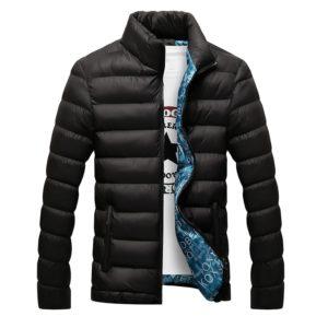 Pánská luxusní pozimní bunda Ray