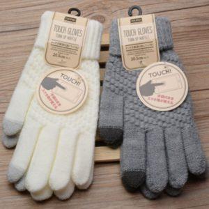 Hřejivé dotykové rukavice Atkins