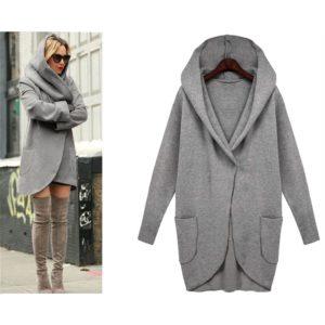 Dámský módní podzimní kabát Jossie