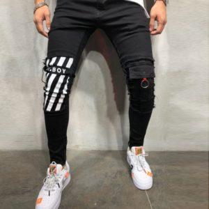 Pánské stylové kalhoty Deren