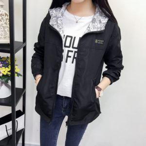 Dámská módní sportovní bunda Eileen