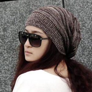 Dámská trendy zimní čepice Vicky