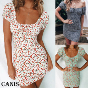 Dámské stylové letní šaty Lucia