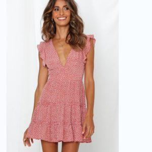 Dámské módní letní šaty Michelle