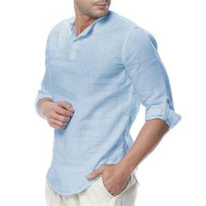Pánská luxusní ležérní košile Mike