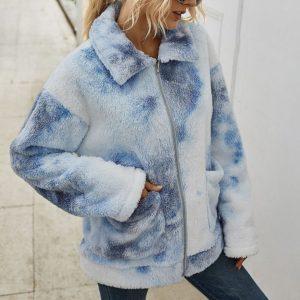 Dámská luxusní podzimní bunda Tilly