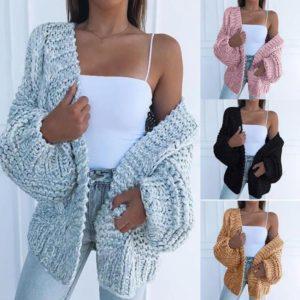 Dámský luxusní pletený kardigan Tereza - kolekce 2020