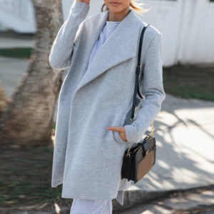 Dámský stylový kabát Rylee
