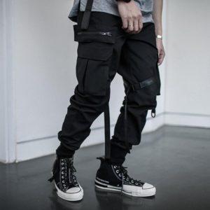 Pánské moderní harem kalhoty