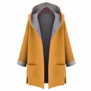 Dámský luxusní kabát Olivia