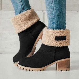 Dámské luxusní zimní boty Bianca
