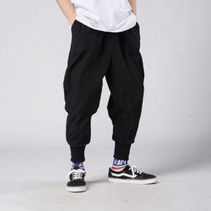 Pánské stylové harem kalhoty Josh