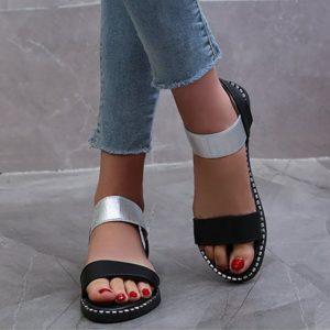 Dámské elegantní letní sandály Nina