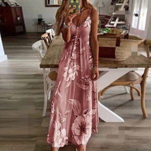 dámské elegantní dlouhé šaty Ingrid