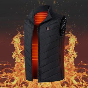 Unisex vyhřívaná vesta Victor