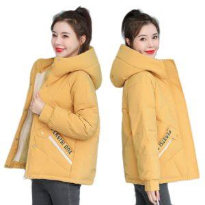 Dámská zimní zateplená bunda Elysia