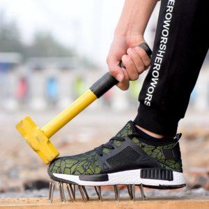 Pánské stylové pracovní bezpečnostní boty
