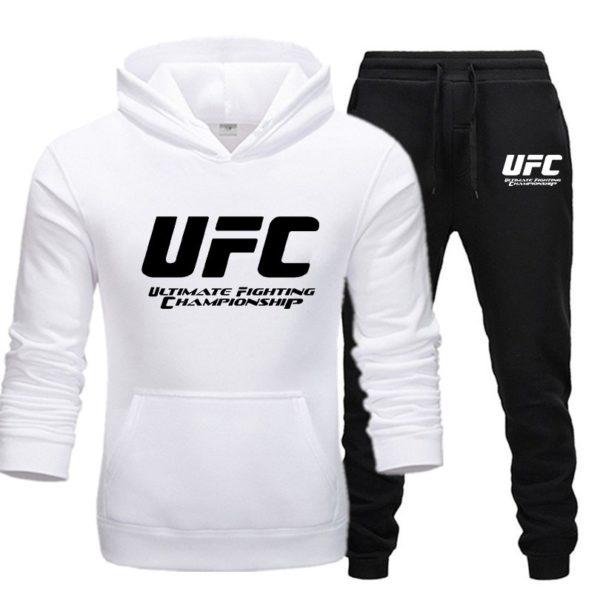 Pánská stylová tepláková souprava UFC