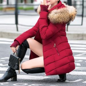 Dámský dlouhý kabát Cameo