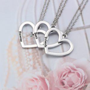 Set náhrdelníků 3 ks- nejlepší přátelé navždy