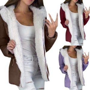 Dámská zimní bunda Meghan