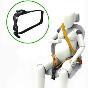 Univerzální těhotenský bezpečnostní pás do auta