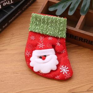 Vánoční punčocha na dárky