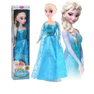 Dětská roztomilá panenka princezna Elsa a Anna